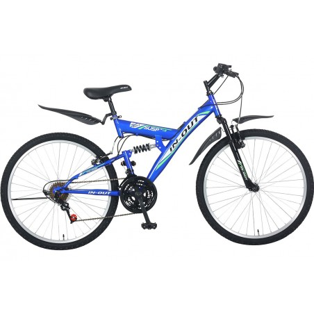 Vélo VTT IN-OUT Susp 26