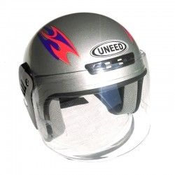 Casque Moto demi UNEED