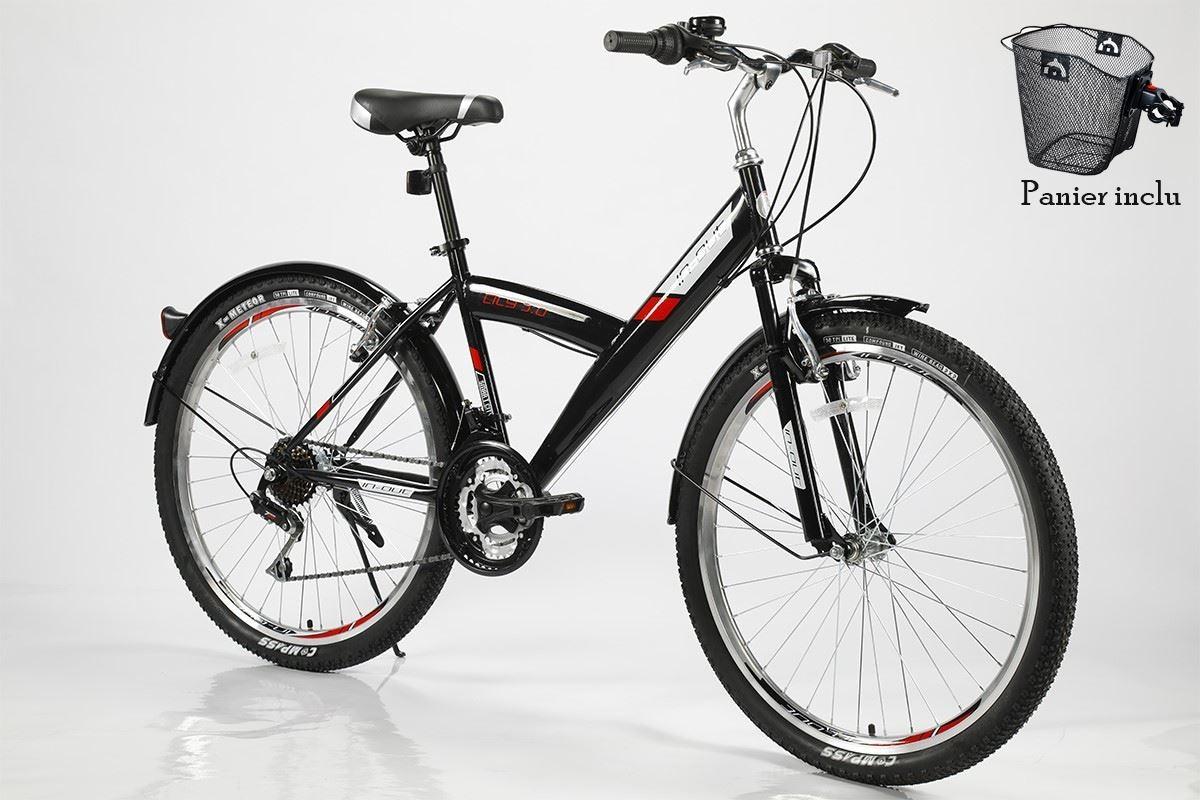 Vélo de route IN-OUT City 3.0